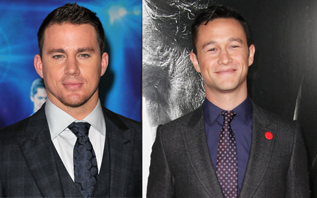 Channing Tatum and Joseph Gordon-Levitt